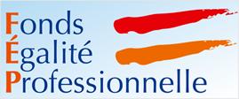 Logo Fonds égalité Professionnelle